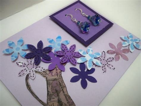 handmade greeting cards   extra special person pouted
