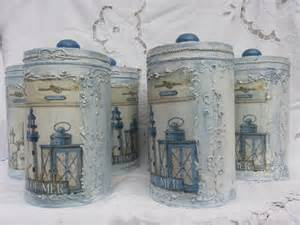 unique canister sets kitchen kitchen canisters canisters canister set by cottagevintageshabby