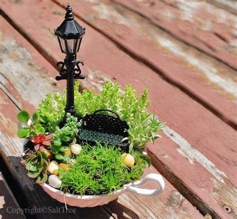 Diy Mini Gardens The Garden Glove Miniature Gardens Ideas