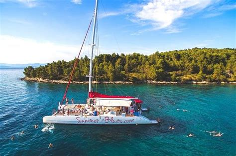 the 10 best things to do in split 2018 with photos - Full Day Mega Catamaran Excursion To Hvar
