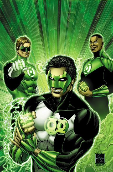 Dc Comics Hal And The Green Lantern Corps 8 January 2017 dc comics rebirth march to june 2017 solicitations spoilers kyle rayner returns to classic