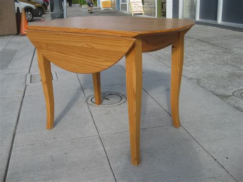 Wooden Drop Leaf Table Uhuru Furniture Collectibles Sold Wooden Drop Leaf Table 100