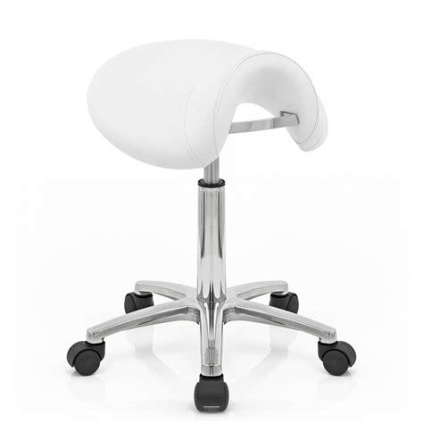 sgabello con rotelle mini sgabello da bar cromato con rotelle deluxe saddle