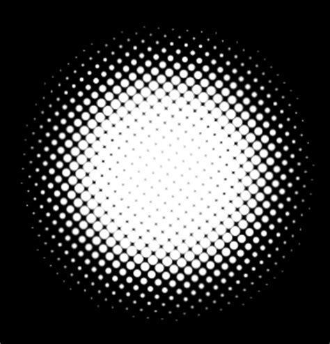 wallpaper warna hitam putih trik membuat efek halftone putih background hitam negatif