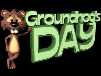 groundhog day idiom powerpoint maniac teaching resources teachers pay teachers