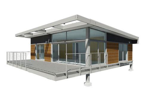 Container Home Floor Plans by Casa Prefabricada De Estructura Acero Montada En 5 D 237 As