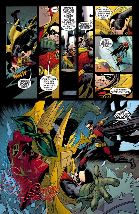 batman robin by j tomasi gleason omnibus batman and robin by j tomasi and gleason 60 best batman comics screenshots images on