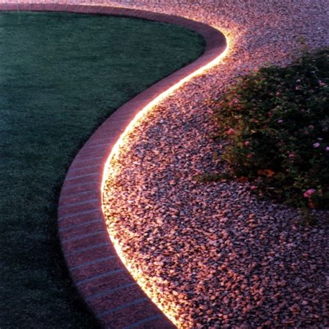 Landscape Rope Lighting Lighting