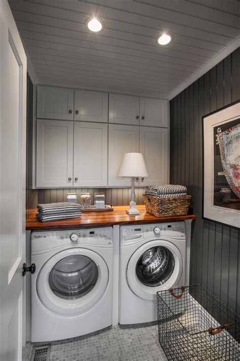 Decorating A Laundry Room On A Budget 10 Easy Budget Friendly Laundry Room Updates Hgtv S Decorating Design Hgtv