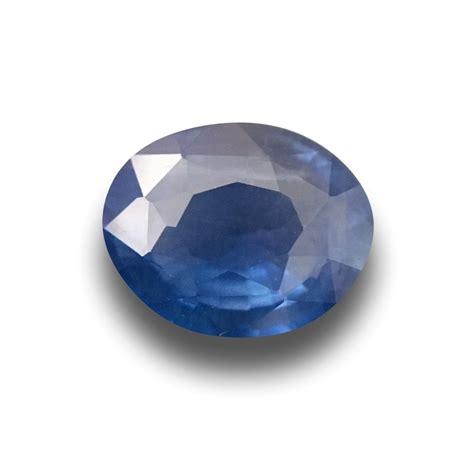 Blue Safir Srilangka 2 2 15 carats blue sapphire gemstone new