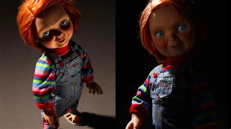 chucky movie joke mezco is releasing a talking pre possession chucky doll