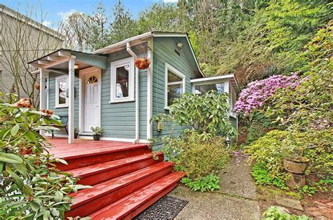 tiny houses for sale seattle magnolia cottage for sale in seattle