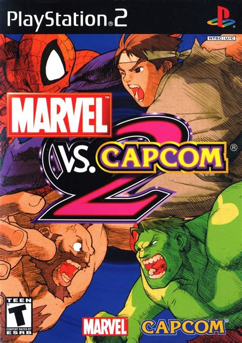 marvel vs capcom 2 neko random my top ten playstation 2 5 marvel vs