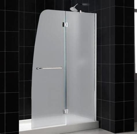 Shower Doors For Acrylic Showers Dreamline Shtrdr 30600 31 01 Fr2 Aqua Shower Door Tray