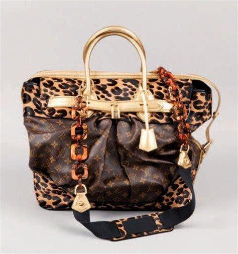 gros cadenas vachette louis vuitton grand sac cabas 41 cm en toile monogram