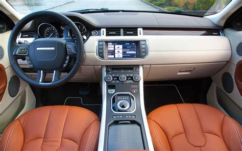suv range rover interior future channel tv inside the new 2013 range rover evoque