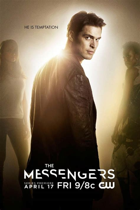 the messengers the cw new auditions for 2015 the messengers s affiche 224 l approche de sa diffusion sur