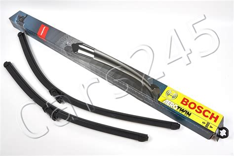 Wiper Blade 26 Advantage Bosch Model Frame bosch volvo windshield aerotwin blade flat wiper blades pair 26 quot 20 quot 650 500 mm ebay