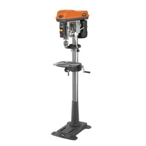 ridgid ridgid 15 in stationary drill press home depot