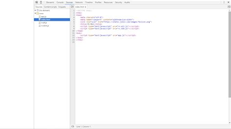 chrome javascript not working javascript chrome workspace source auto complete not