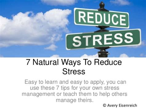 7 Ways To Reduce Stress At The Office by 7 Ways To Reduce Stress