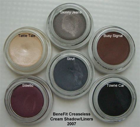 Eyeshadow Benefit product review of benefit cosmetics creaseless