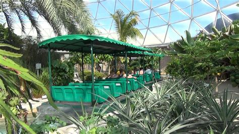 mini boats at disney world behind the seeds greenhouse tour at epcot the land
