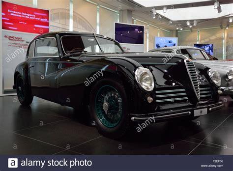Alfa Romeo Museum by Alfa Romeo 6c 2500 Sport Quot Freccia Oro Quot At The Alfa Romeo