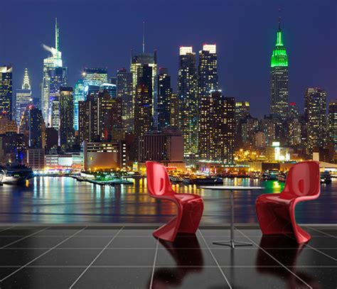 Affordable Wall Murals peel and stick photo wall mural decor wallpapers new york