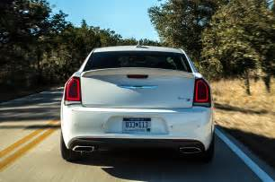Who Drives Chrysler 300 2015 Chrysler 300s Rear View Photo 148