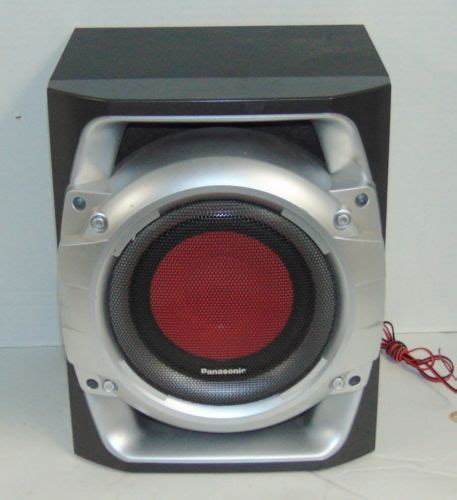 Panasonic Aktiv Subwoofer Auto by Panasonic Powered Subwoofer For Sale Classifieds