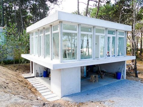 cinder block home plans concrete block icf design modern house plans home