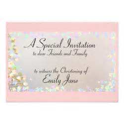 invitations baptism christening templates invitation zazzle