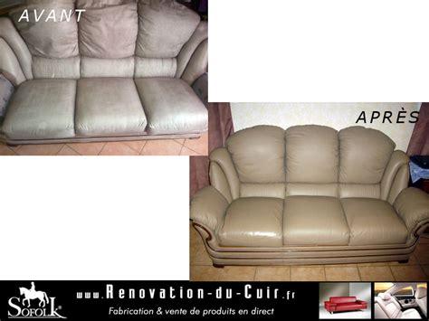 renover canape cuir craquele 28 images achetez vente