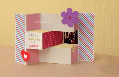 como realizar tarjetas para vender como hacer una tarjeta como hacer cartas creativas paso a paso imagui