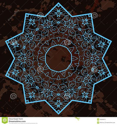 pattern making using motifs and colours oriental mandala motif what is karma stock photography