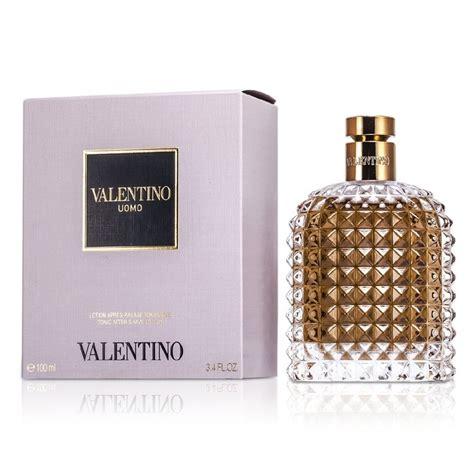 Parfum Original Eropa 100 Bergaransi Valentino Uomo In Black valentino valentino uomo tonic after shave lotion 100ml