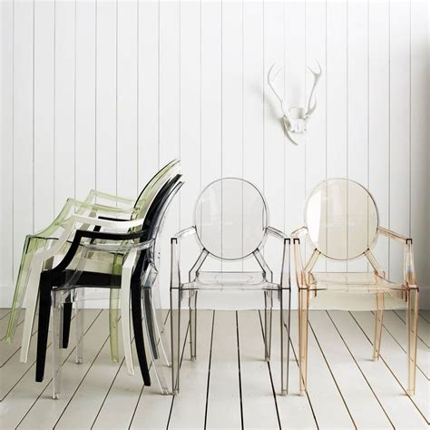 louis ghost armchair kartell louis ghost armchairs chairs graham and green