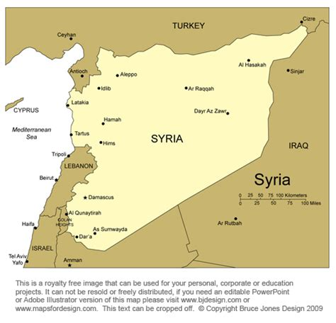 syria middle east map free middle east and central asia countries printable