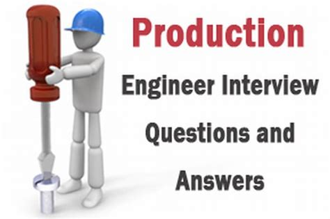 production engineer questions and answers hr