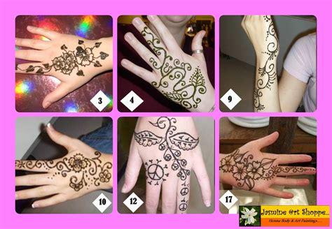 design henna kahwin jasmine art shoppe henna design paintings andaman dan