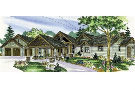 craftsman house design craftsman house plans woodcliffe 30 715 associated designs
