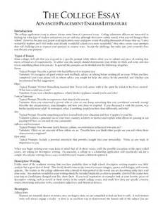 Sample Personal Essay For College Application College Essay Application Examples Html