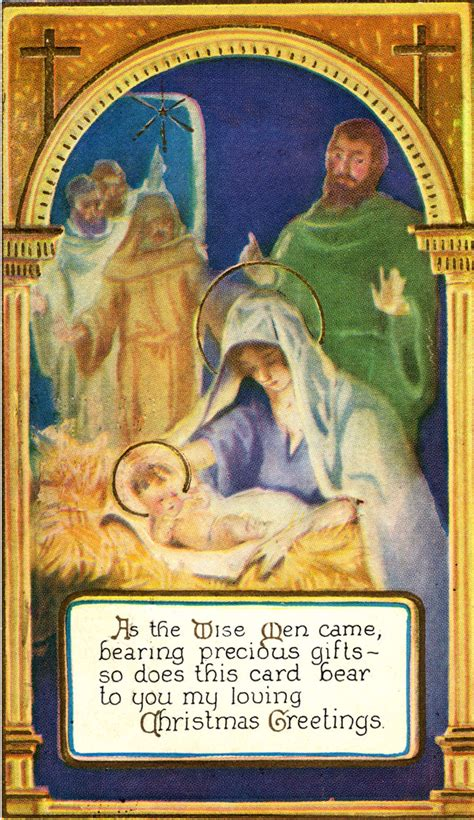 free printable nativity scene christmas cards free victorian christmas clipart