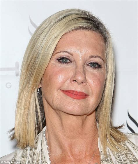 olivia newton john latest olivia newton john and delta goodrem no longer on