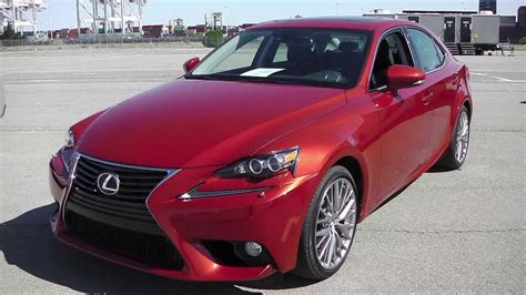 red lexus is 250 2014 lexus is 250 2014 red www pixshark com images