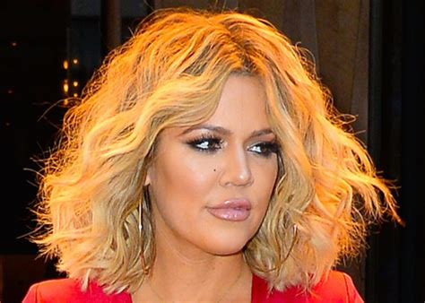 khloe kardashian s new lob khloe kardashian proves the lob isn t for everyone