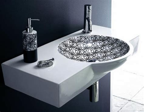 Modern Basins Bathrooms Stylish Wash Basins In Black And White By Bathco