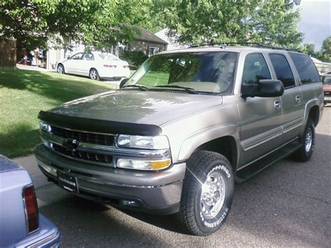 service manual how cars run 2003 chevrolet suburban 2500 spare parts catalogs sell used 2003
