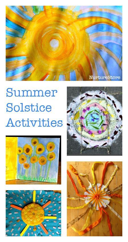 winter solstice crafts for summer solstice activities for children nurturestore